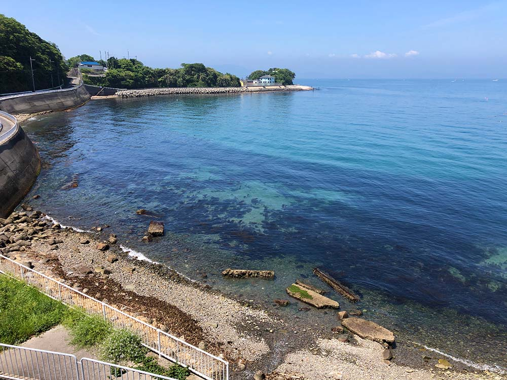 The tour rediscovering local treasures in Misaki Town